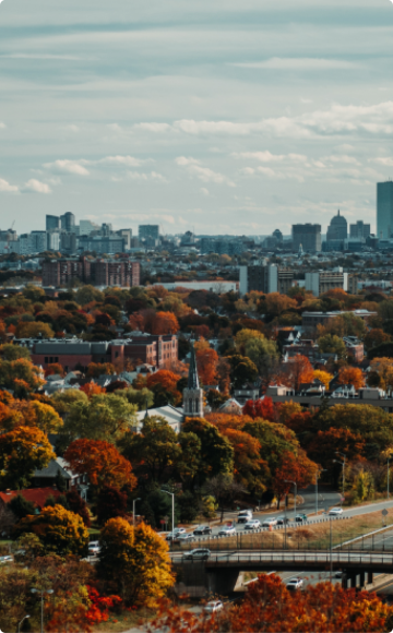 boston in fall